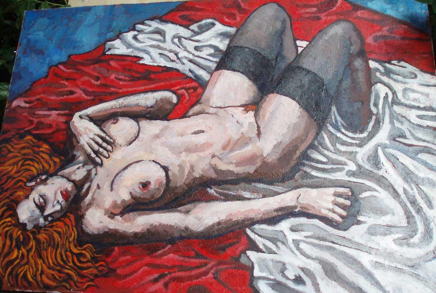 nudo rossa